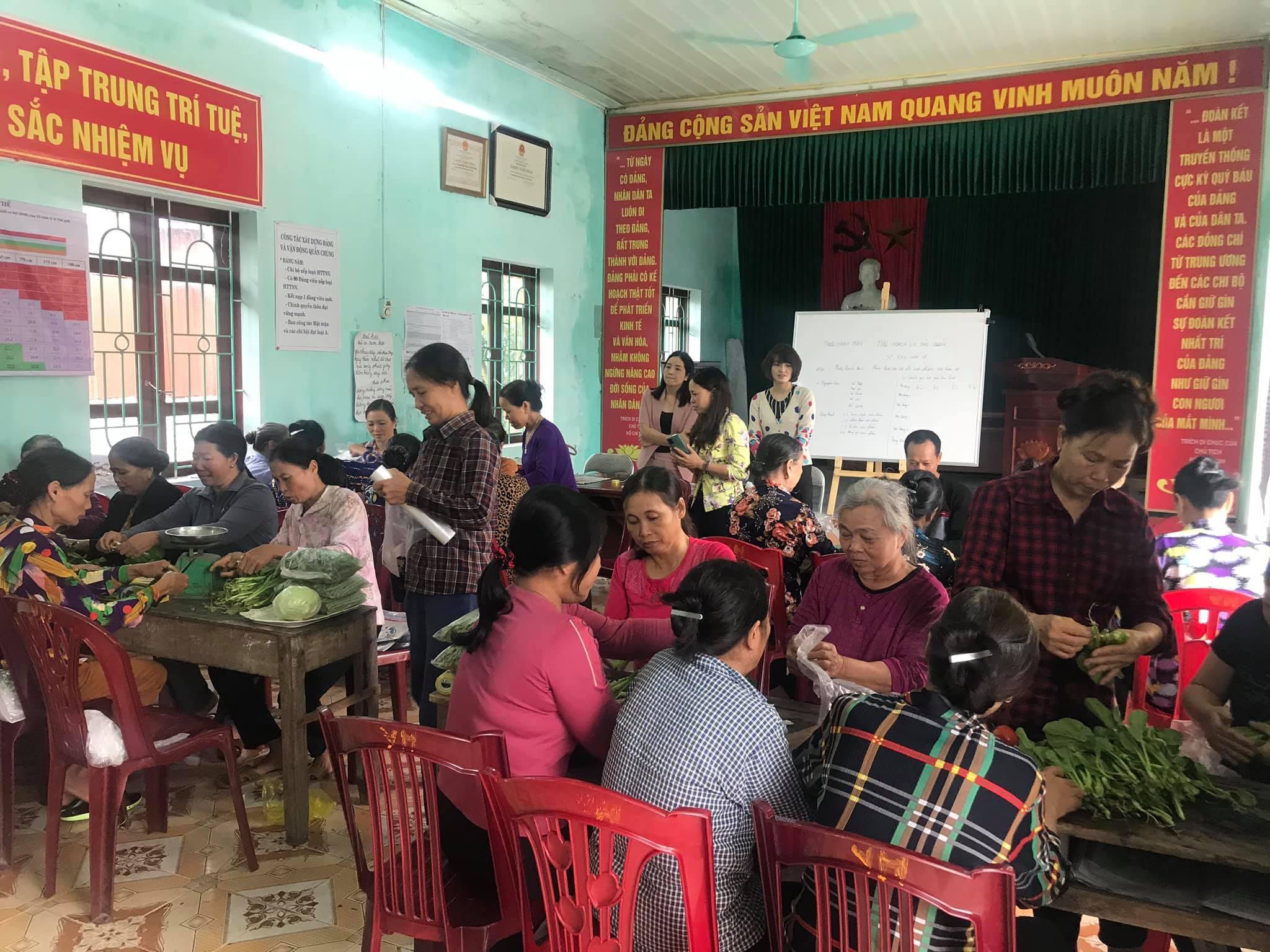 Trung tâm Dạy nghề và Hỗ trợ Nông dân thành phố tăng cường công tác dạy nghề ngắn hạn cho nông dân